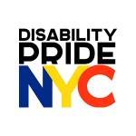 Disability Pride New York City Logo