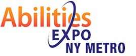 Logo for the NY Metro Abilities Expo