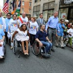 Disability Pride Parade, with Ms. Wheelchair New York