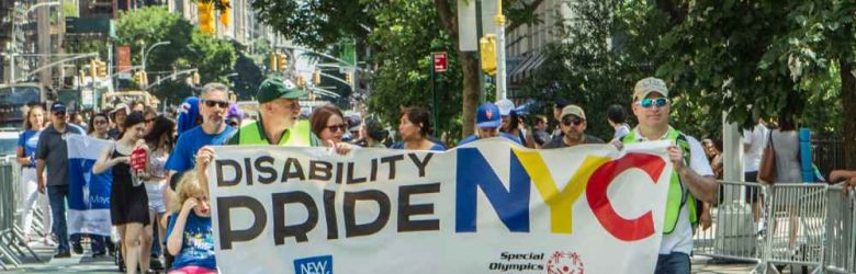 disability pride nyc parade cancelled